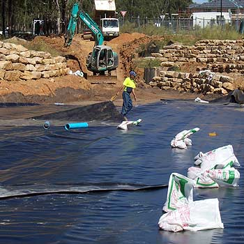 Collective civil ph 02 9624 12111 providing customers for Fish ponds sydney